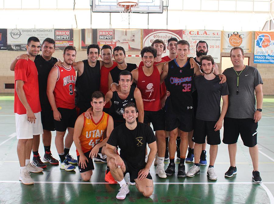 'La Corza Blanca' se lleva el torneo de baloncesto de peñas