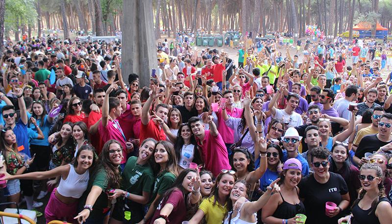 Laguna arranca motores para sus fiestas patronales con el 'Día de las Peñas'