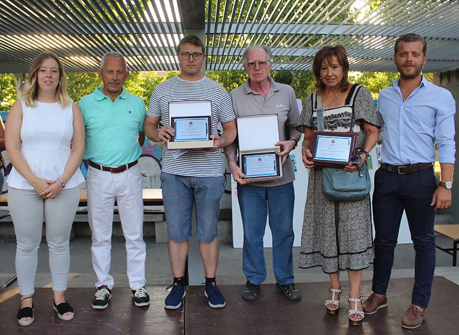 Eduardo Alsasua vuelve a triunfar en el XL Certamen de Pintura Rápida
