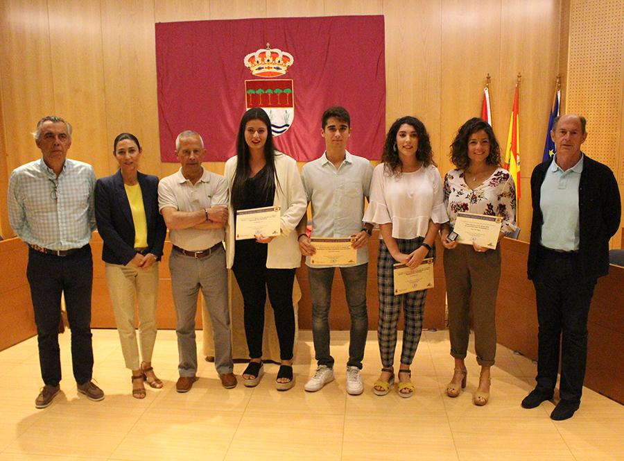 Marta Pérez y Gabriel Valles reciben el premio Cascajo a la excelencia