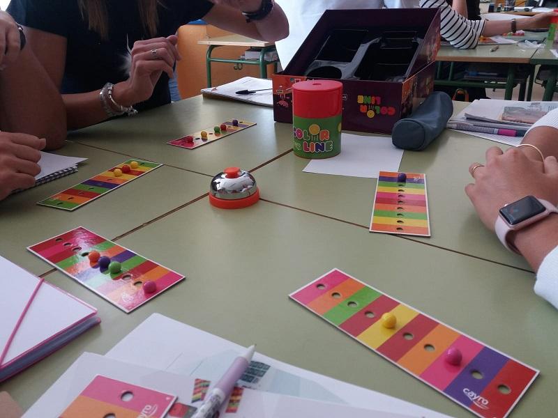 El CEIP Ntra. Sra. del Villar lleva a cabo una jornada de aprendizaje basada en los juegos