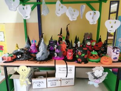 El CEIP Los Valles lleva a cabo una actividad interdisciplinar con motivo de Halloween