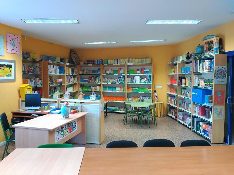 Cuatro centros escolares de Laguna recibirán 1.200 euros cada uno para sus bibliotecas