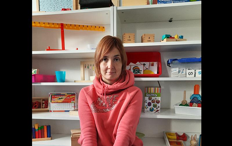 Rocío Collado seleccionada entre los cincuenta mejores docentes de España