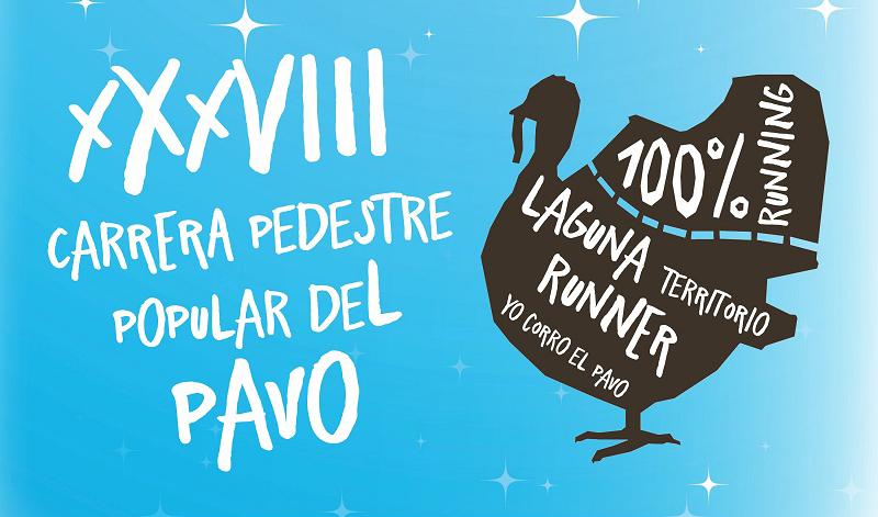 La Carrera del Pavo de Laguna se celebrará el domingo 15 de diciembre