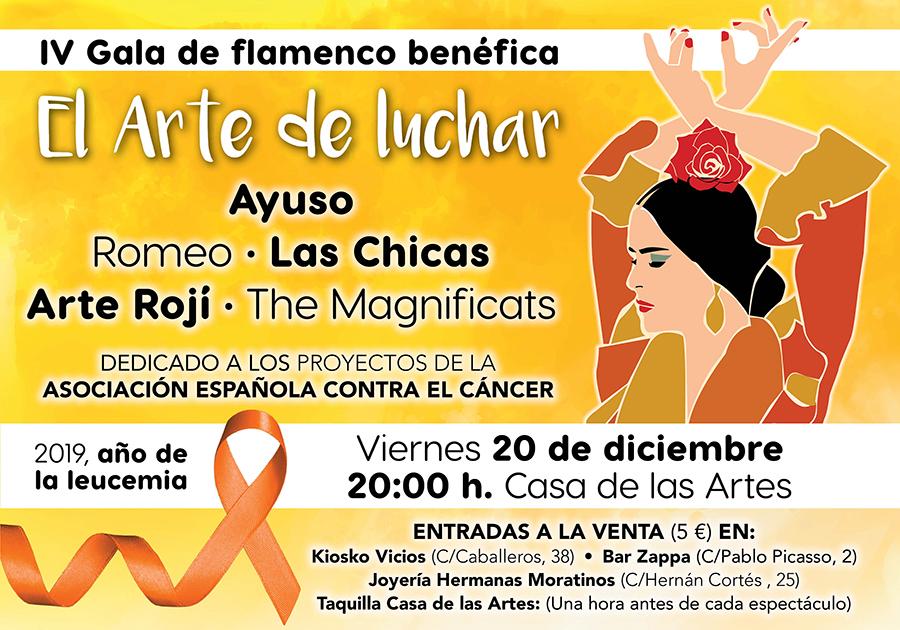 Laguna al Día y 'Las Chicas' organizan la cuarta edición de la Gala Benéfica 'El Arte de Luchar'