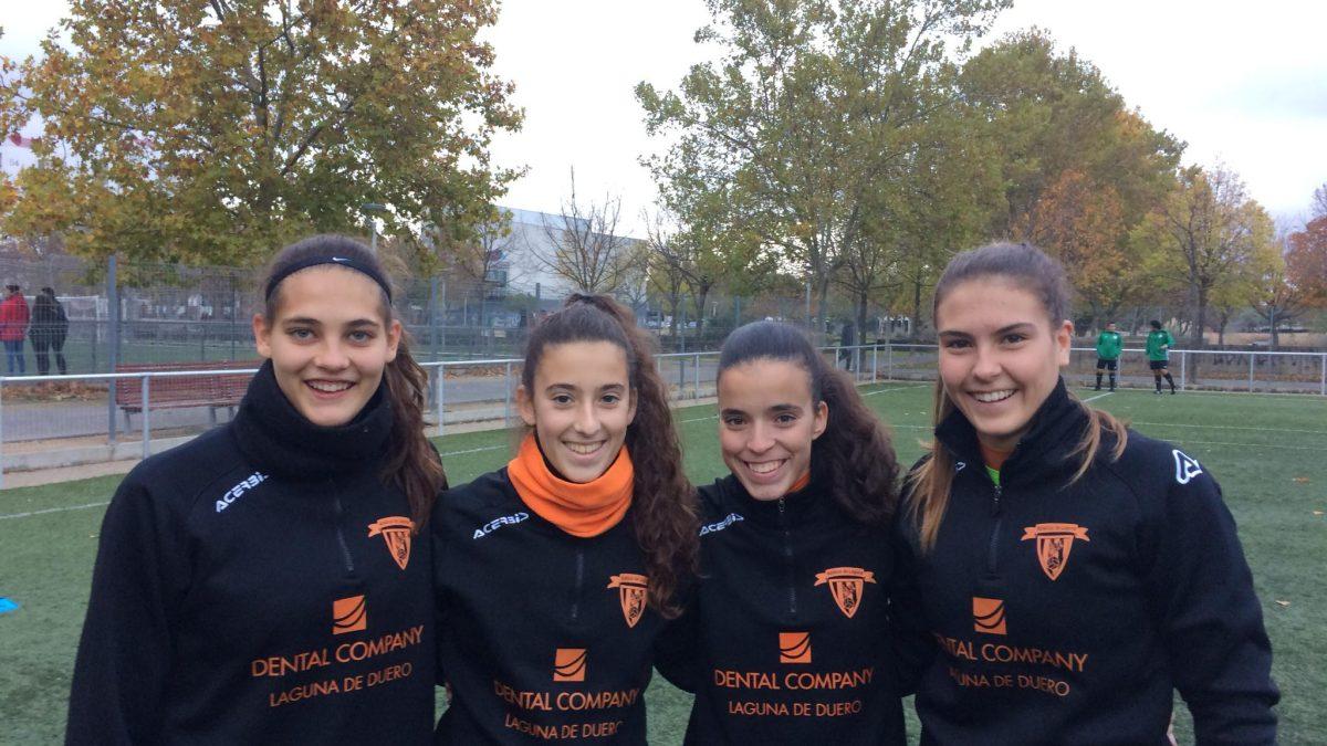 Seleccionadas diez jugadoras del Atlético de Laguna con la selección regional