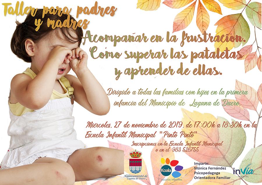 La Escuela Infantil 'Pinto Pinto' acoge un ciclo de talleres sobre educación en edades tempranas