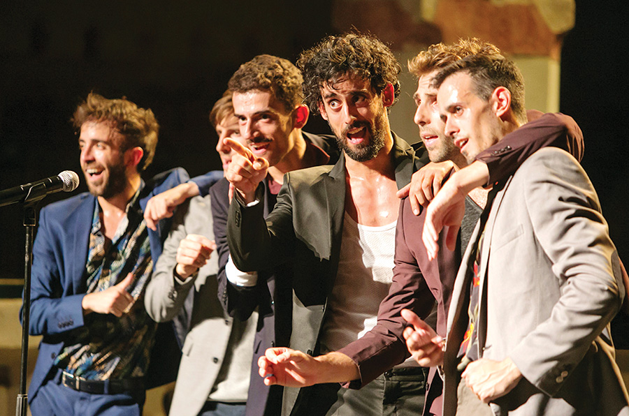 Danza, circo y comedia teatral se dan cita este fin de semana en la Casa de las Artes