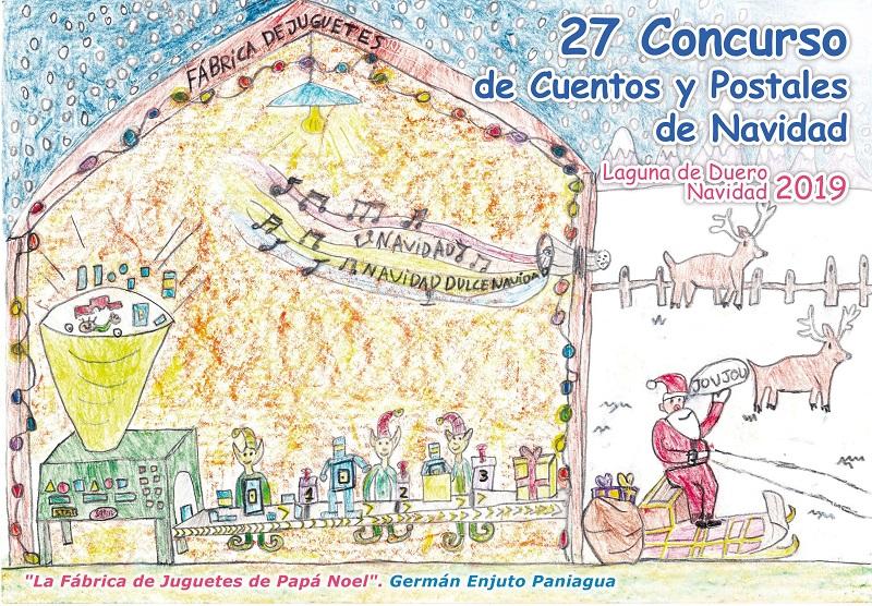 El Ayuntamiento convoca el XXVII Concurso de Cuentos y Postales de Navidad e invierno