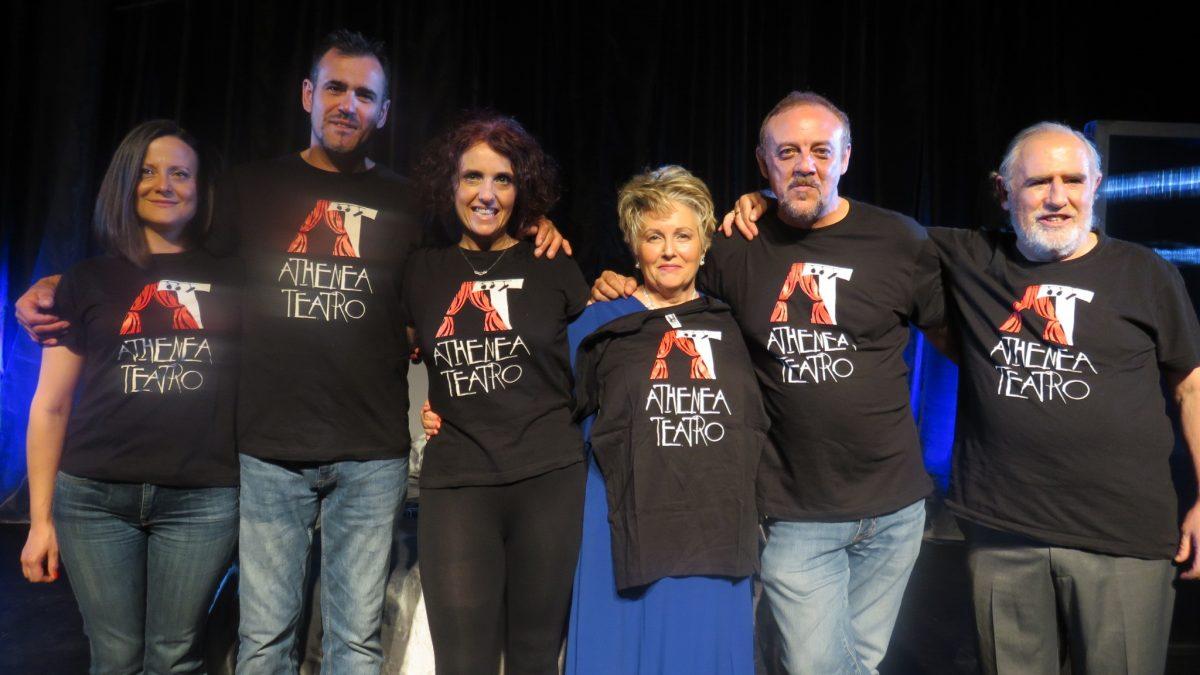 Athenea Teatro, cuarto premio en la XXXVI Muestra de Teatro de la Diputación de Valladolid