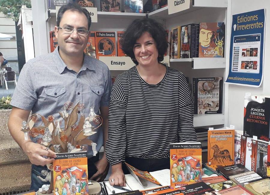 La ilustradora Sonsoles Yáñez presenta su obra a través de un cuentacuentos