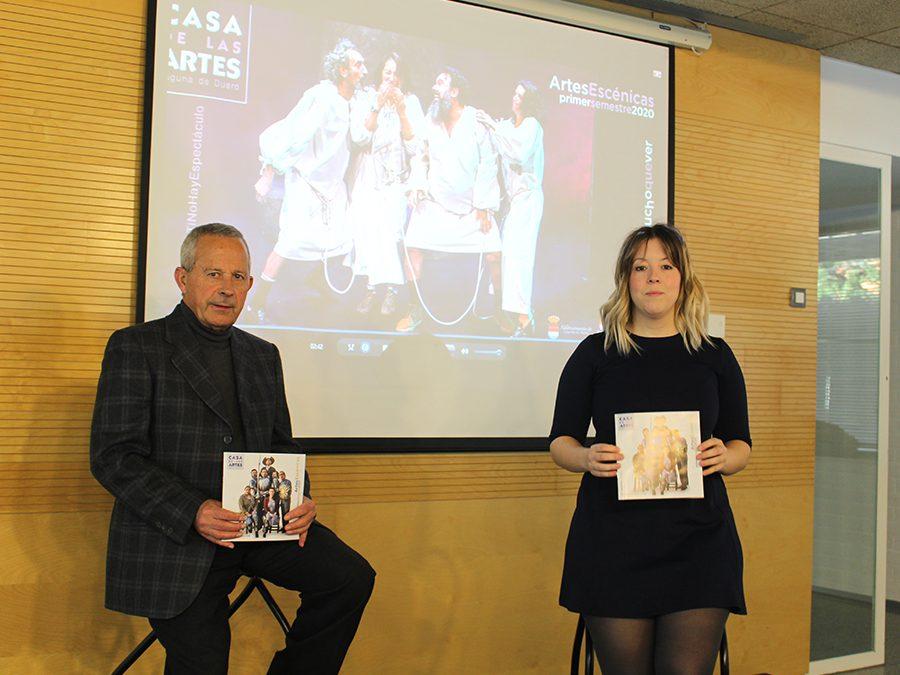 Lola Herrera y Ron Lalá, entre las 20 actuaciones de la nueva temporada de la Casa de las Artes