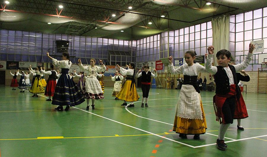El mejor folclore infantil provincial vuelve a lucirse en Laguna