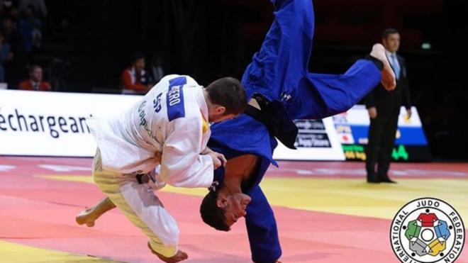 Alberto Gaitero, bronce en el Gran Slam de Düsseldorf