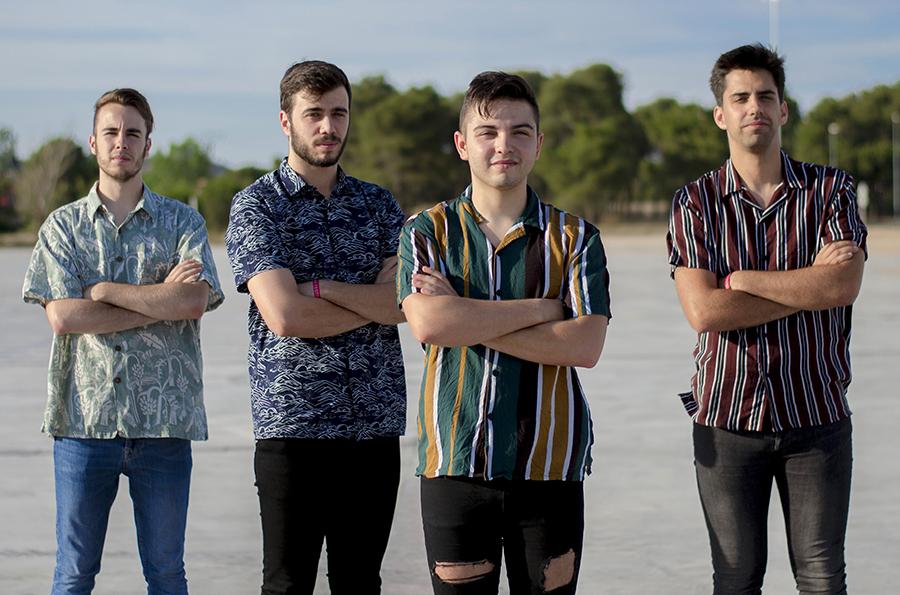 'Quinto Elemento' presenta este sábado su último EP, 'Retroalimentación'
