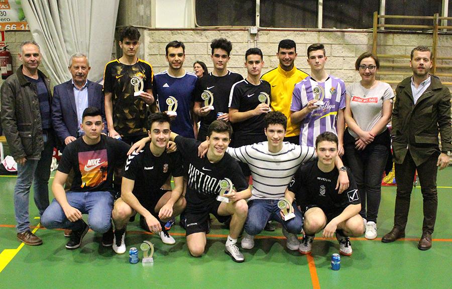'Fantasy Reals', campeón del Torneo de Carnavales en categoría senior