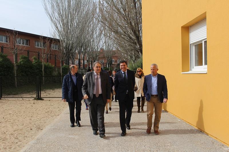 """El CEIP La Laguna y el Miguel Hernández se """"suben"""" al tren de la eficiencia energética"""