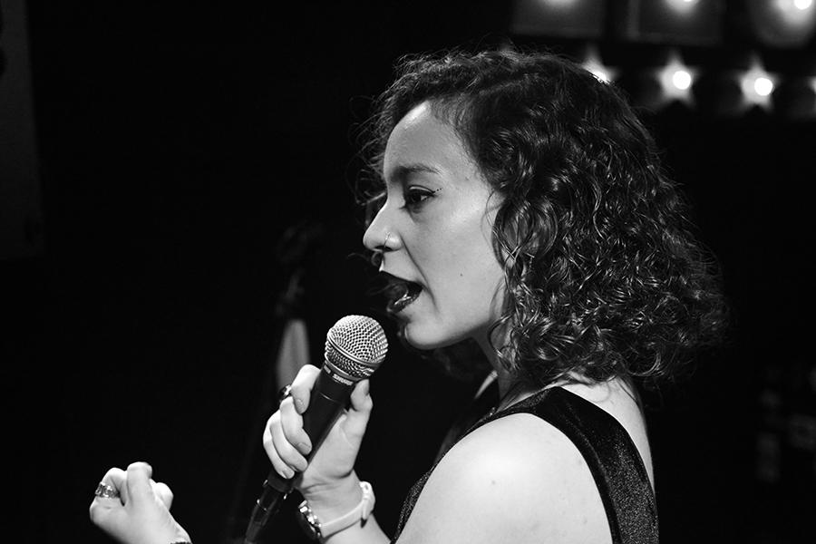 """María Sotelo: """"Los jóvenes deberíamos tener más voz a la hora de concienciar por la igualdad"""""""