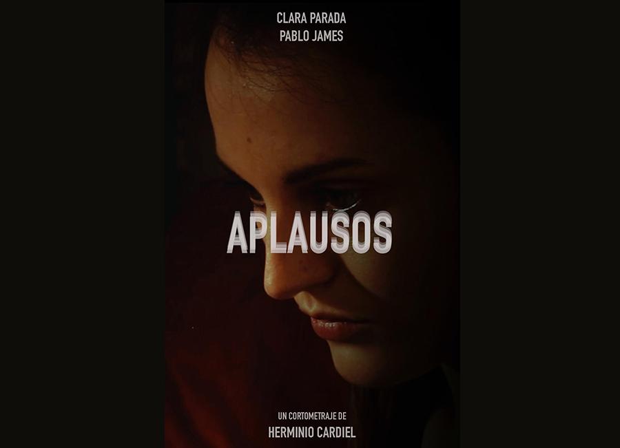 Herminio Cardiel presenta 'Aplausos', un corto sobre la esperanza en tiempos de confinamiento