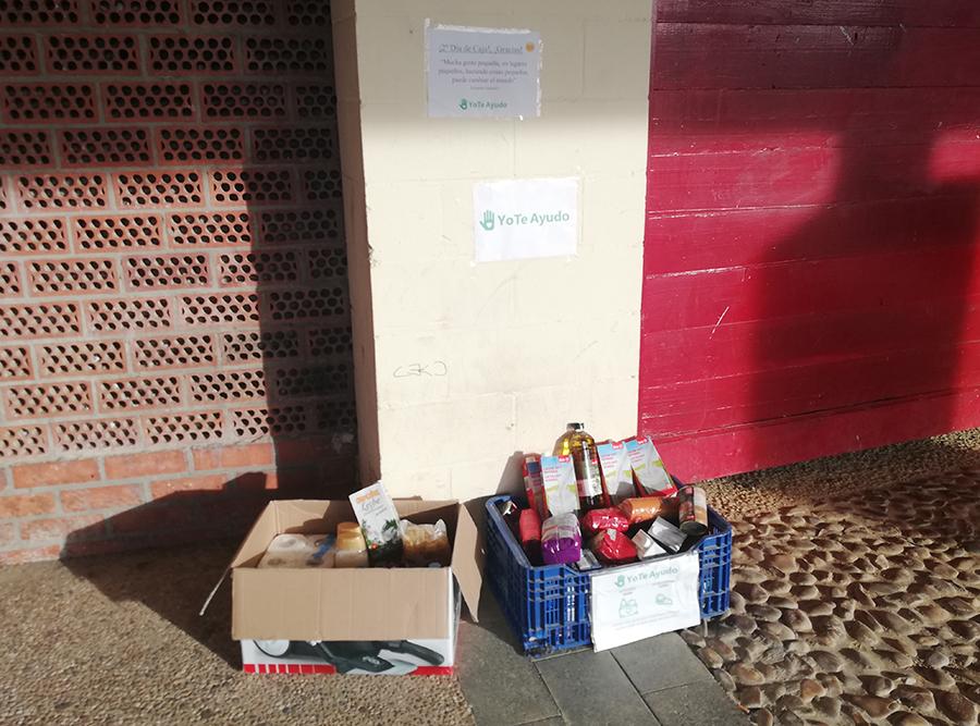 Nace en Laguna una iniciativa solidaria ciudadana para apoyar a los vecinos en situación de necesidad