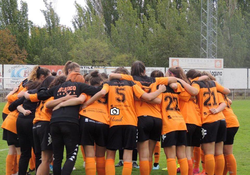 El Atlético de Laguna Femenino reclama su ascenso a primera división nacional