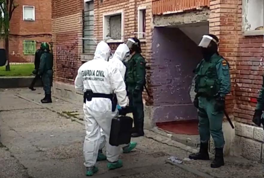 Detenidos nueve presuntos integrantes de la 'Banda del BMW', autora de varios robos en Laguna