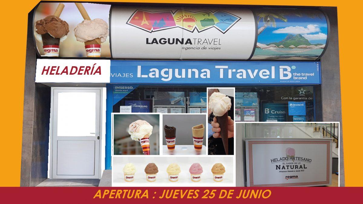 El sabor de las heladerías cántabras de REGMA llega a Laguna de Duero