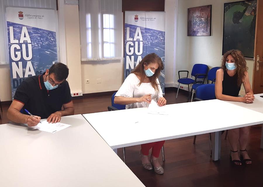 El Ayuntamiento y la Fundación Personas colaborarán para facilitar la inserción laboral de colectivos vulnerables