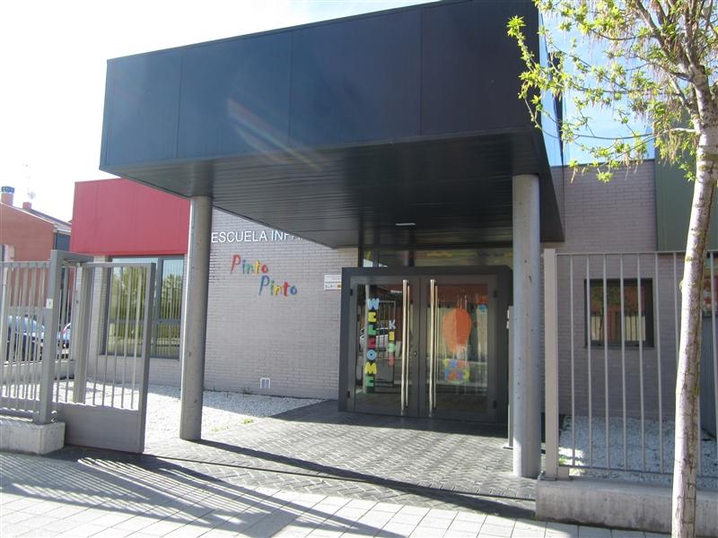 La Escuela Infantil Municipal 'Pinto Pinto' reabrirá sus puertas a partir del 1 de julio