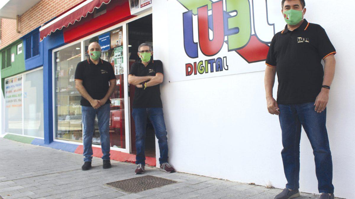 LUEL Digital se traslada a la calle Miguel Jadraque para ofrecer un mejor servicio al cliente