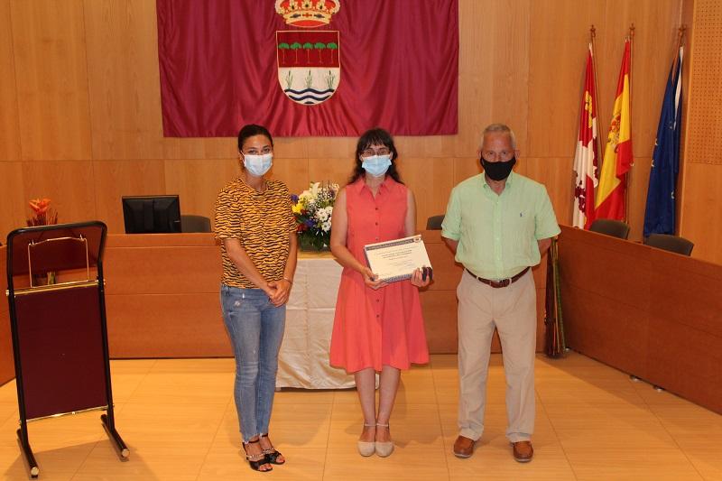 Margarita Ana Sánchez y Raúl Enrique Pariente reciben el premio Cascajo a la Excelencia