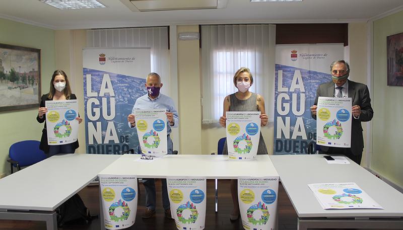 """El Ayuntamiento celebra su semana de la movilidad con una apuesta por el """"camino escolar seguro"""" en el interior de los centros"""