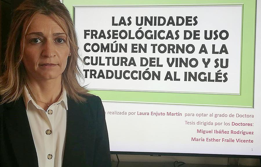 """""""La traducción fraseológica nos permite internacionalizar y mantener viva nuestra cultura del vino"""""""