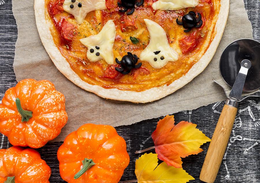 Laguna acogerá un concurso de pizzas de Halloween