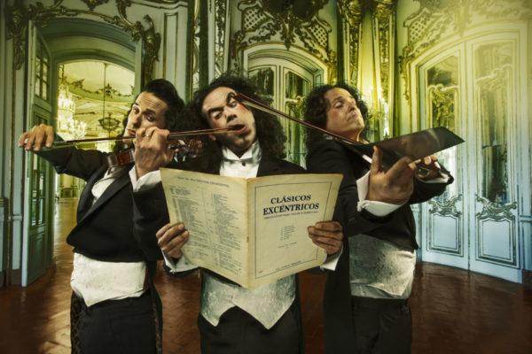 'Clásicos Excéntricos' encabezan la oferta musical de este fin de semana en la Casa de las Artes