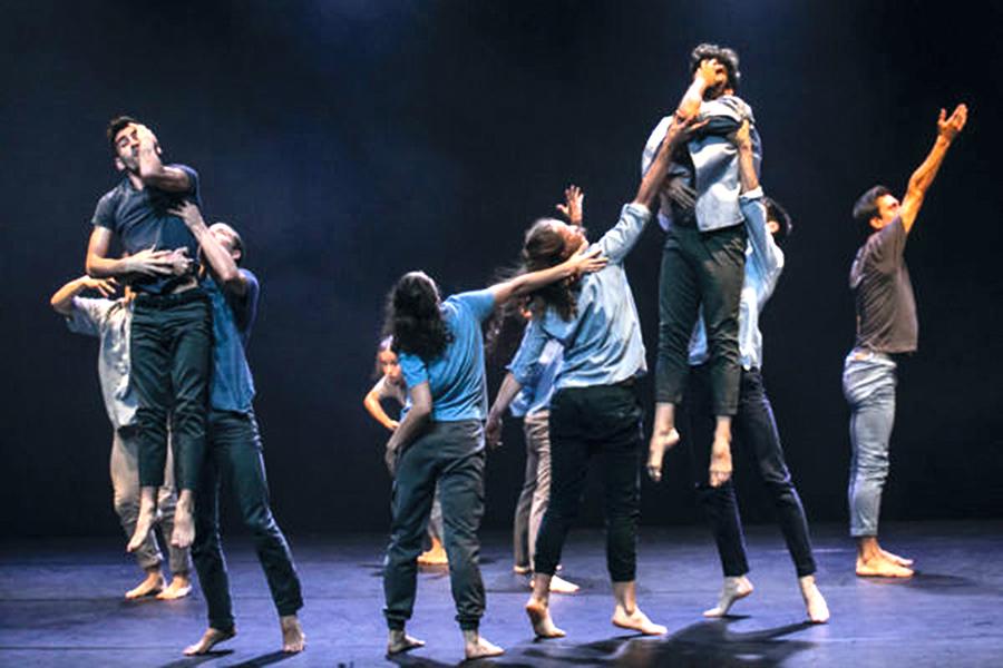 La danza invade este fin de semana la Casa de las Artes