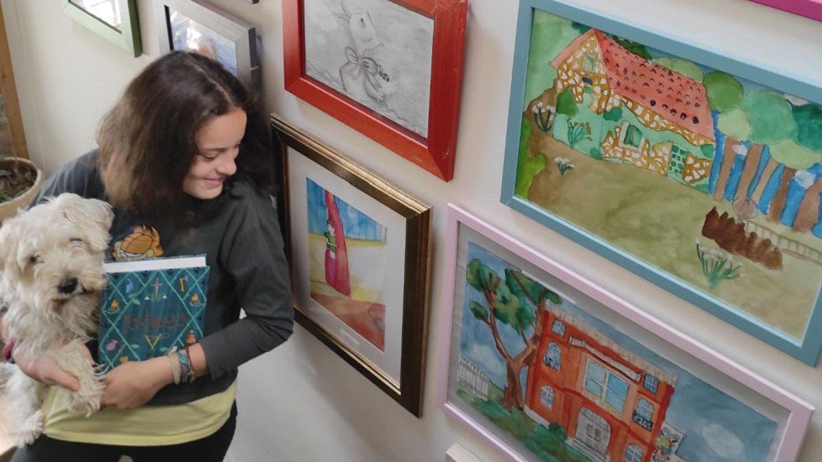 La lagunera Muriel Ortega, ganadora del concurso 'El Ickabog 2020'