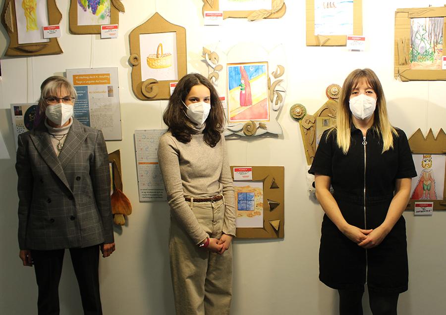 Muriel Ortega abre su universo creativo al público de la Casa de las Artes