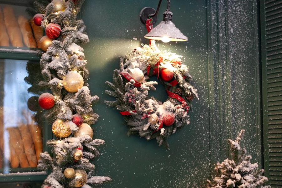 El Consistorio organiza un concurso de decoración de fachadas navideñas