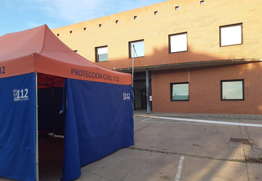 SATSE denuncia la falta de enfermera de urgencia en el Centro de salud de Laguna