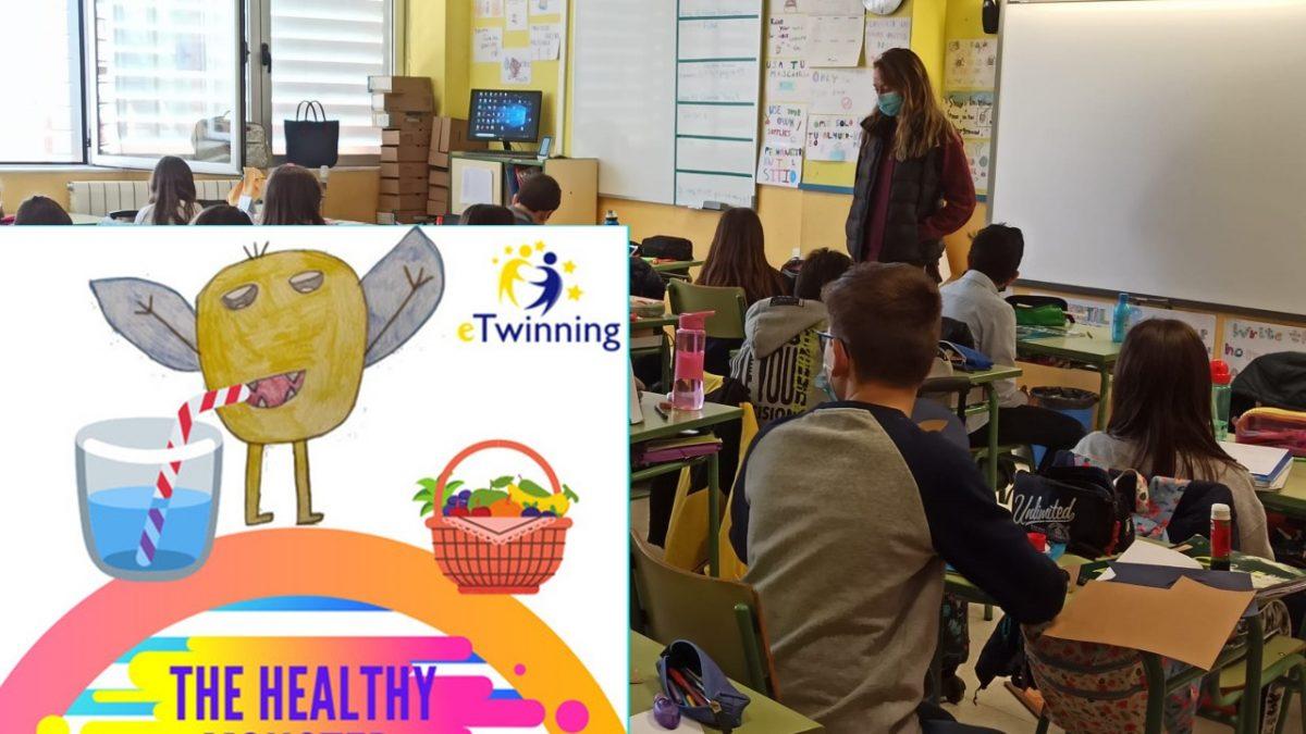 El CEIP Ntra. Sra. del Villar participa en el proyecto europeo E-Twinning