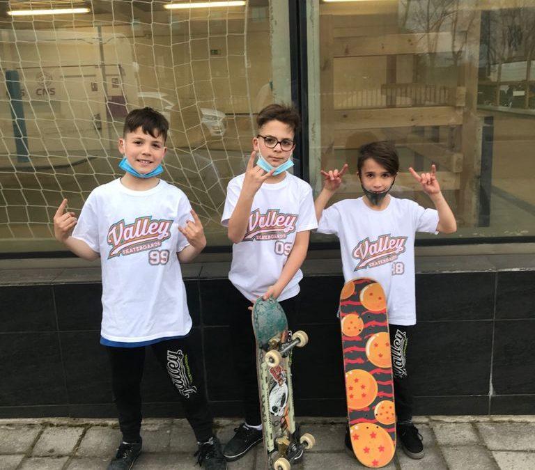 Tres skaters locales, presentes en el Campeonato de España de Street