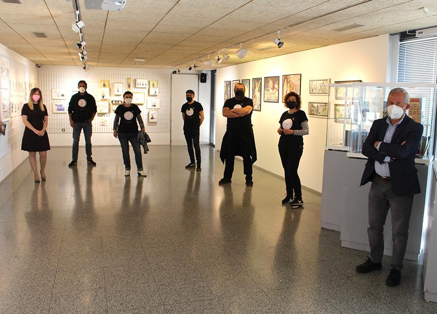El Colectivo Satélite aterriza de nuevo en la Casa de las Artes con 'Menú para llevar'