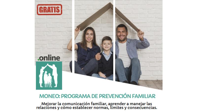 'Moneo', el programa de prevención familiar para prevenir el consumo de alcohol y otras drogas