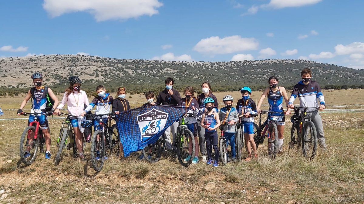El C.D Triatlón Laguna de Duero presenta su Campamento de Verano