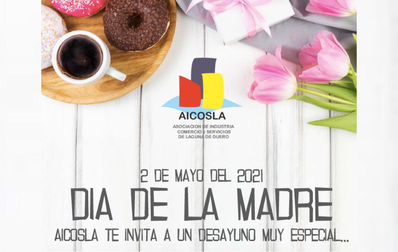 AICOSLA sortea 15 desayunos especiales con motivo del Día de la Madre