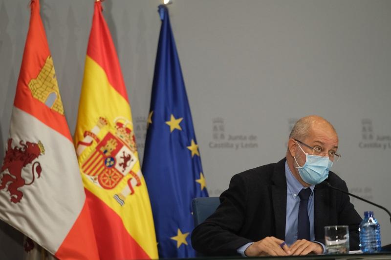La Junta de Castilla y León prorroga el cierre  del interior de la hostelería por tercera semana consecutiva