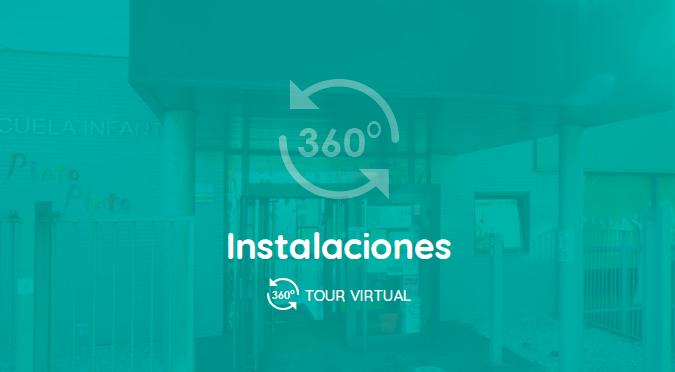 Las Escuelas Infantiles Municipales 'Pinto Pinto' y 'Colorines' promocionan sus servicios a través de visitas virtuales