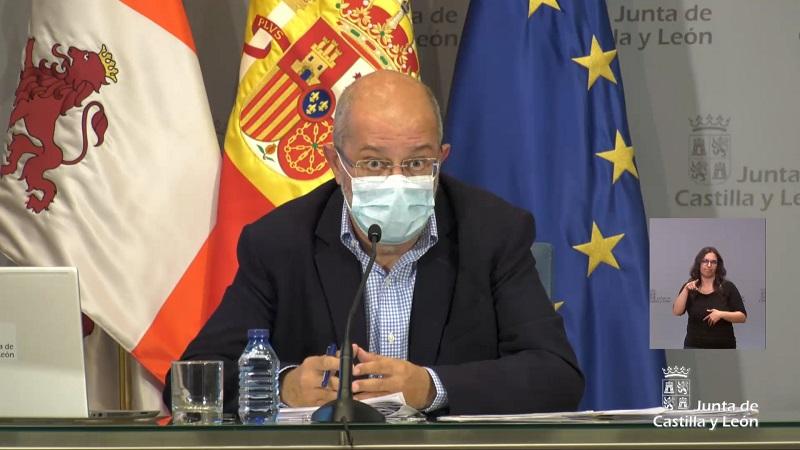 Castilla y León permitirá la apertura de la hostelería hasta las 0:00 horas a partir del 9 de Mayo